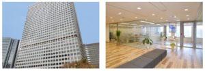 日本クレアス税理士法人 東京オフィス外観・内観