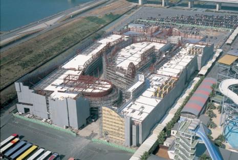 construction-example ジャズドリーム長島新築工事