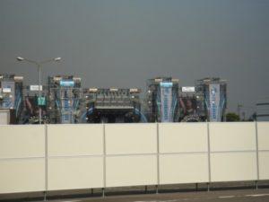 construction-example a-nation'06 イベント仮設