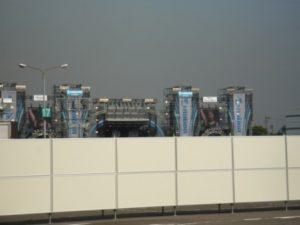 construction-example a-nation'06 イベント仮設